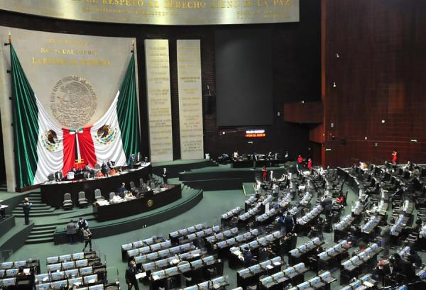 Cámara de Diputados de México aprueba reforma que suprime fuero presidencial