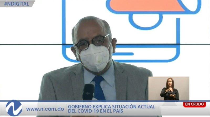 """Ministro de Salud: """"Hay menos pacientes graves, estamos manejando la crisis mejor"""""""