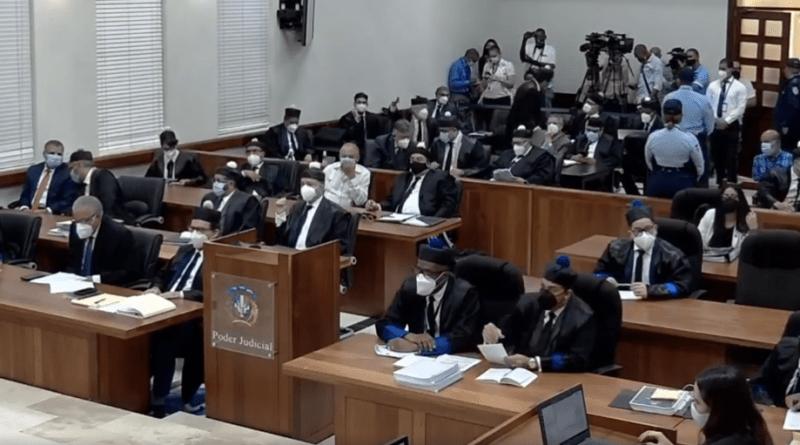 EN VIVO: Inicia juicio de fondo por caso Odebrecht