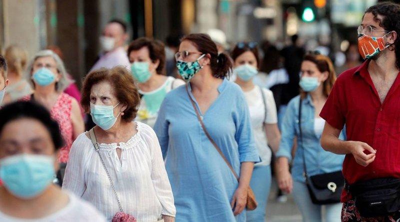 España suma 10,799 nuevos contagios por coronavirus, un tercio en Madrid