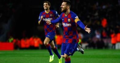 El Barcelona gana 3-0 al Celta y rompe su maldición en Vigo