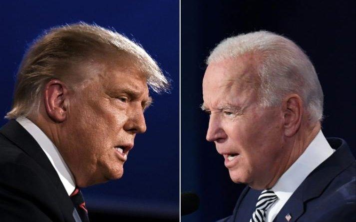 Comisión introduce cambios para último debate presidencial Trump-Biden