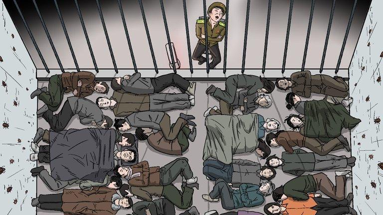 Human Rights Behold revela el brutal sistema de prisión en Corea del Norte