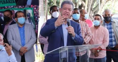 Leonel: FP se posiciona como primer partido de oposición y ganará las próximas elecciones