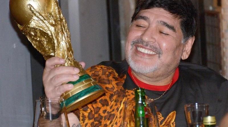 """Maradona en 20 frases: """"Yo no quiero ser un ídolo, ni ejemplo de nadie"""""""