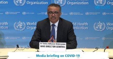 OMS dice vacunas no erradicarán COVID-19 y pide cautela con supercontagiadores