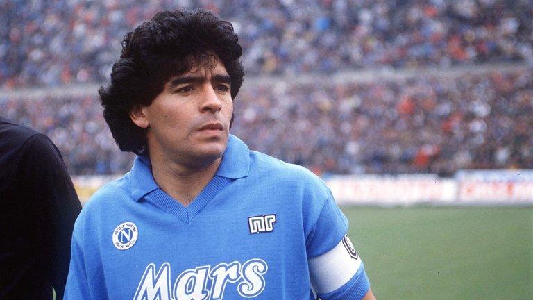 """Polémica reflexión de uno de los grandes rivales de Diego Maradona en Italia: """"Seguiría vivo si hubiera jugado en la Juventus"""""""