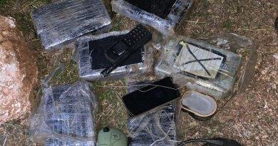 """Quedó totalmente calcinada""; informa DNCD sobre avioneta caída en Pedernales"