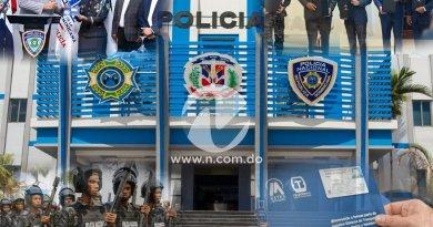 A los policías les ha ido bien en 4 meses de Gobierno de Abinader