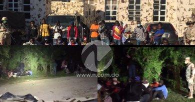 Cesfront apresa 25 haitianos intentaron ingresar a RD ilegalmente por Dajabón