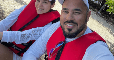 "Dominicana Natti Natasha acepta la propuesta de matrimonio de ""Raphy"" Pina"