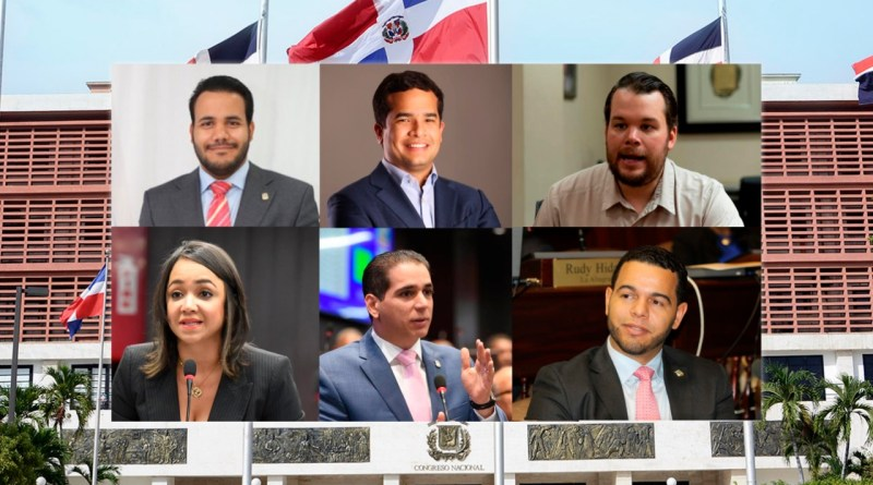 Congreso Nacional: escenario para jóvenes políticos relevar a sus padres