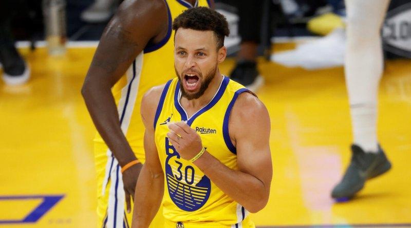 Curry y los Warriors suman victorias seguidas y mantienen puesto playoffs