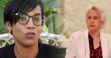 Gobernadora de Montecristi se disculpa en medio de ofensas de sus familiares a Ortíz Bosch