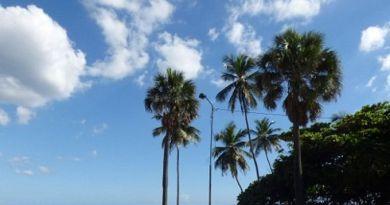 Meteorología prevé condiciones de buen tiempo sobre el país este miércoles