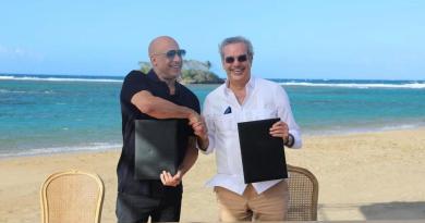 Celebridades internacionales que eligen las playas de República Dominicana para vacaciones de primavera