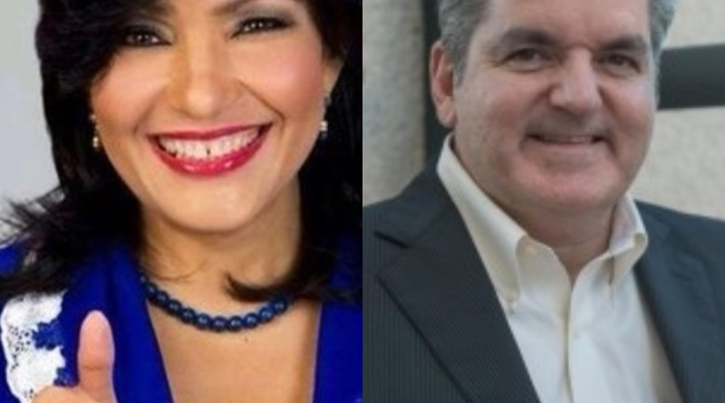 """Neney Cabrera y Geanilda Vásquez; los """"ministros de estado sin cartera"""""""