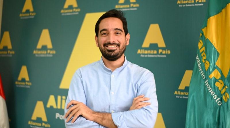 José Horacio Rodríguez será vocero del bloque de diputados de ALPAIS