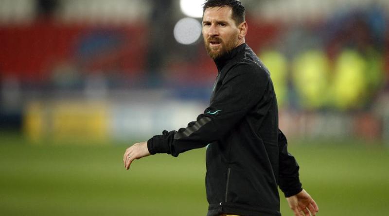 Messi ya suma 25 goles tras lograr nuevo doblete