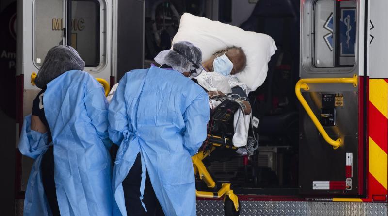 Estados Unidos acumula 577.029 muertes y 32.420.079 contagios por la covid-19