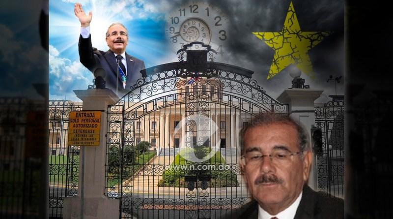 Danilo Medina: auge y caída de un líder