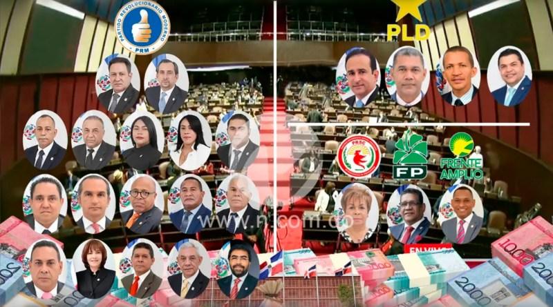 """La CD está repleta de """"Tutumpotes""""; 25 congresistas reportan fortunas que superan los 40 millones"""