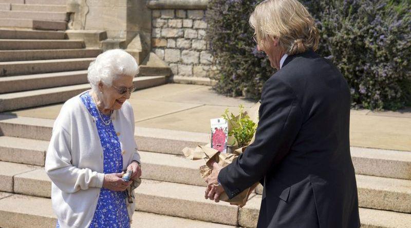 La nueva rosa creada para recordar al príncipe Felipe en el que hubiera sido su 100 cumpleaños
