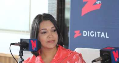 Sonia de la Rosa: el pueblo de La Vega se ha manifestado con amor y gratitud a don Willie