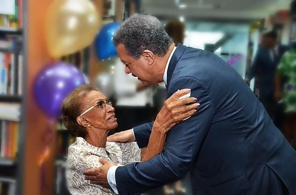Muere doña Yolanda Reyna, madre del expresidente Leonel Fernández