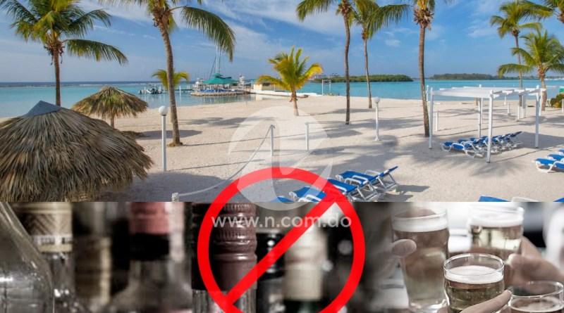 """PLD califica como """"adefesio"""" jurídico decisión de Turismo de prohibir venta de alcohol en playas y excursiones"""