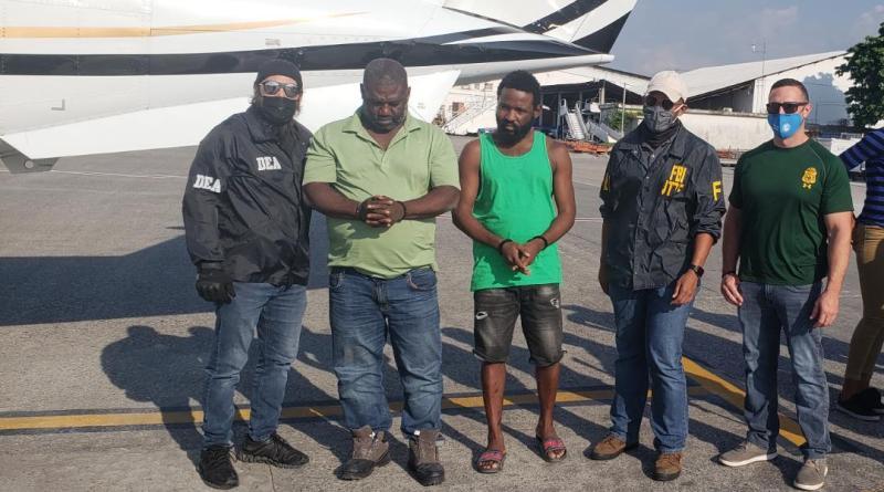 Conductor privado de Jovenel Moise había sido arrestado por tráfico de drogas
