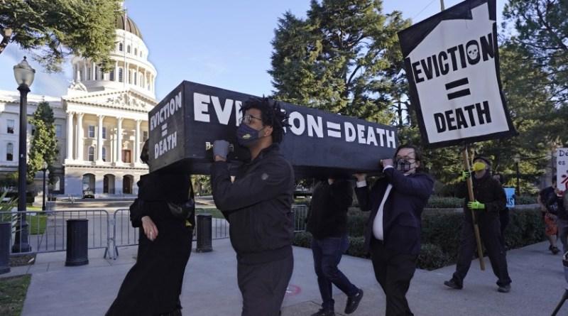 EEUU decreta nueva moratoria de desahucios por el covid-19