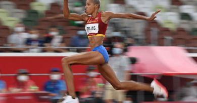 Yulimar Rojas, oro y récord mundial de triple salto: 15,67