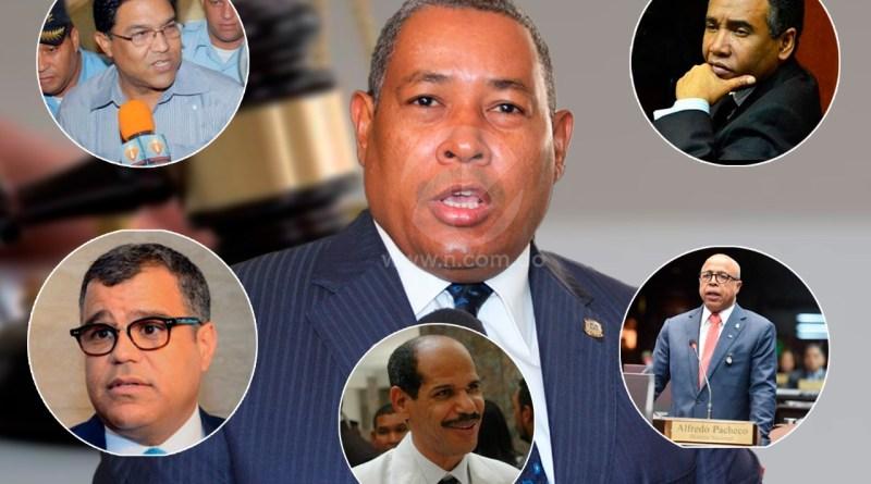 Solo dos, de muchos legisladores, son despojados de inmunidad para responder ante Justicia