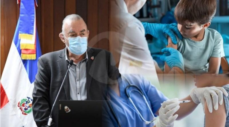 Autoridades de Salud evaluarán si niños a partir de 5 años podrán vacunarse con Sinovac y Pfizer