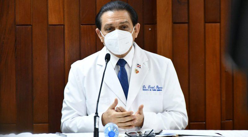 Salud Pública notifica 633 contagios de coronavirus