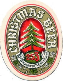 W Younger Christmas Beer