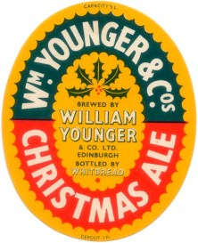 W Younger Christmas Ale