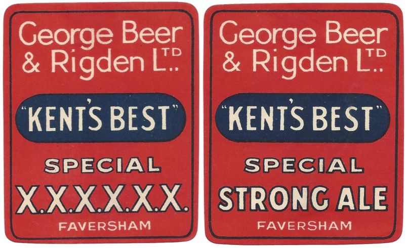 George Beer & Rigden