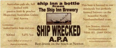 Set 1st Ship Inn SW