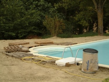 end of full pool