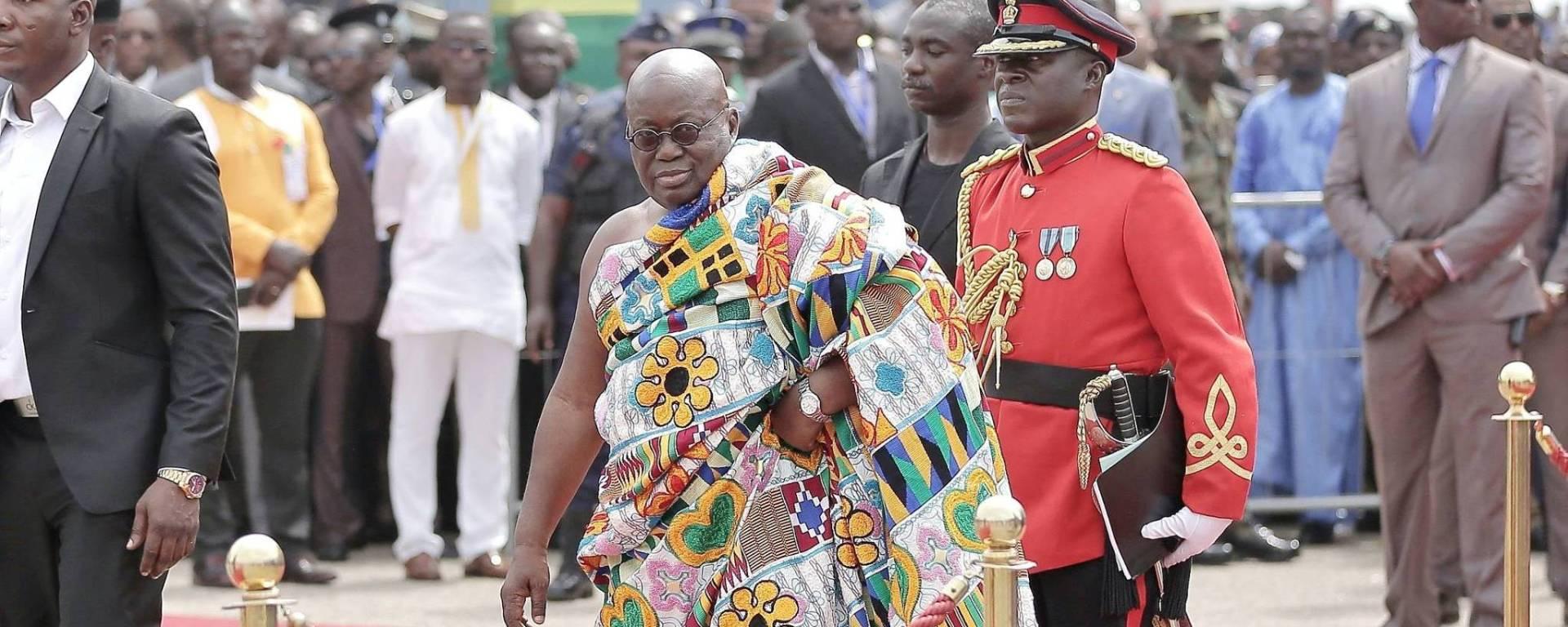 Nana Akufo Addo President-Ghana