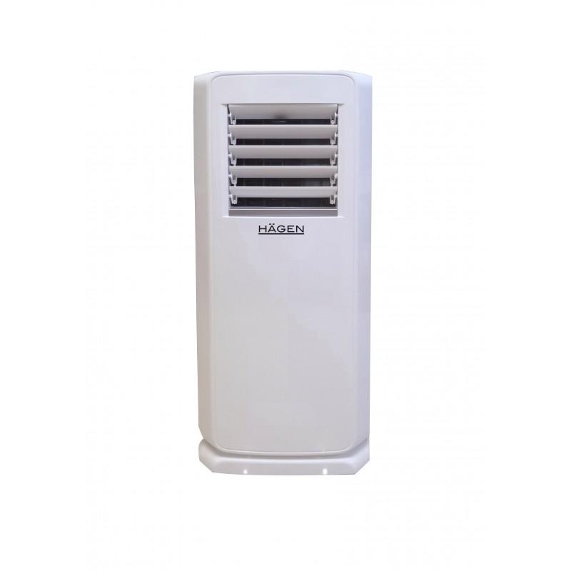 climatiseur mobile reversible chaud froid 7000 btu hagen ha 7000r