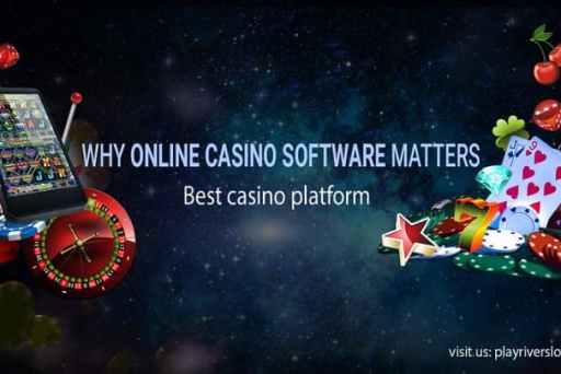 ネットカジノのソフトウェア