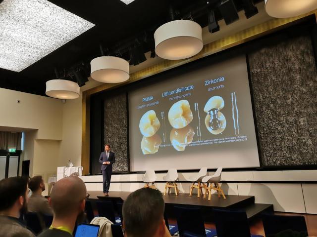 ssrd jahrestagung dr.güth über verschiedene materialien und AI Artificial Intelligence