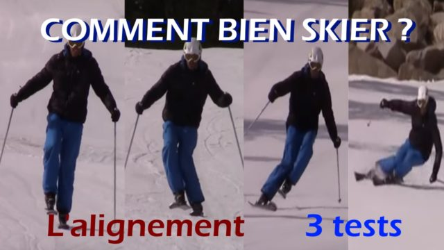 [Vidéo] Comment bien skier : 3 TESTS parmi les plus utiles au monde