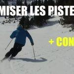 [Vidéo] ski-Optimiser les pistes #3 : piste bleue + conseils techniques