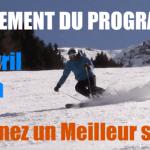 """Lancement du Programme """"Devenez un meilleur skieur"""" : Unique sur le Web Francophone"""