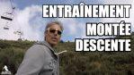 """[Vidéo] Vlog - Je vous emmène avec moi, PREPARATION PHYSIQUE SKI, montée et descente piste rouge à """"pied"""""""