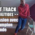 [Vidéo] – Ski et Short track : SIMILITUDES – discussion avec un champion du monde